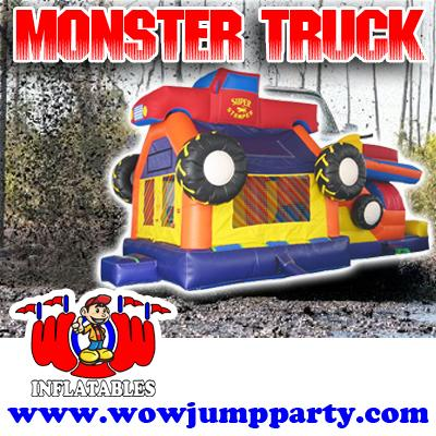 Wow Inflatables | Forsyth, GA | Jump House | Photo #5