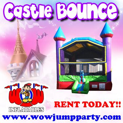 Wow Inflatables | Forsyth, GA | Jump House | Photo #3