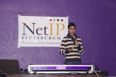 Krish Mohan | Pittsburgh, PA | Stand Up Comedian | Photo #5