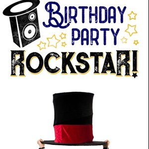 Greensboro, NC Magician | Birthday Party Rockstar