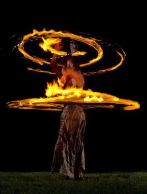 Penelope Tate! | Philadelphia, PA | Fire Dancer | Photo #7