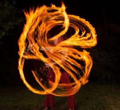 Penelope Tate! | Philadelphia, PA | Fire Dancer | Photo #5