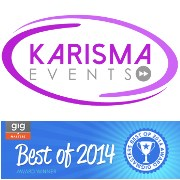 Newport DJ | Karisma Events