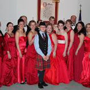 Richland Center Bagpiper | American Opera Studio