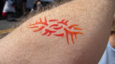 Airtastic Airbrush Tattoos | Valley Cottage, NY | Temporary Tattoos | Photo #9