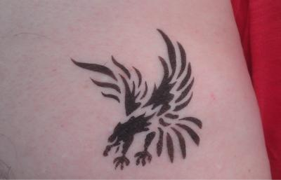 Airtastic Airbrush Tattoos | Valley Cottage, NY | Temporary Tattoos | Photo #3