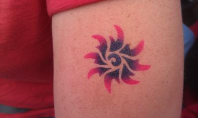 Airtastic Airbrush Tattoos | Valley Cottage, NY | Temporary Tattoos | Photo #6