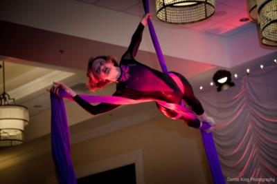 Wonderson Aerialist Duo | Charleston, SC | Circus Act | Photo #19