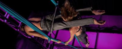 Wonderson Aerialist Duo | Charleston, SC | Circus Act | Photo #20