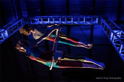 Wonderson Aerialist Duo | Charleston, SC | Circus Act | Photo #17