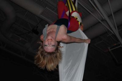 Wonderson Aerialist Duo | Charleston, SC | Circus Act | Photo #3