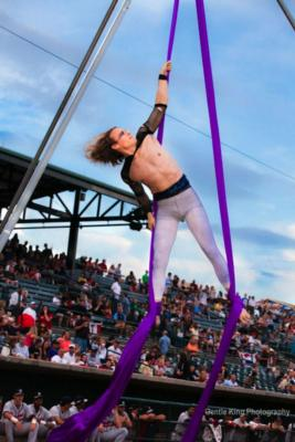 Wonderson Aerialist Duo | Charleston, SC | Circus Act | Photo #11