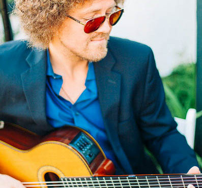 David Trevors - Acoustic Guitarist - San Francisco, CA