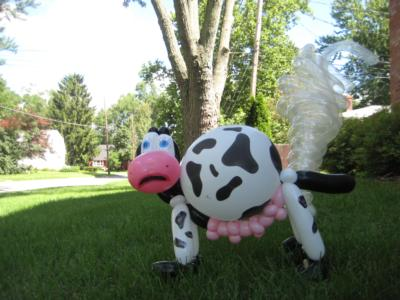 Cow Town Twister | Worthington, OH | Balloon Twister | Photo #2