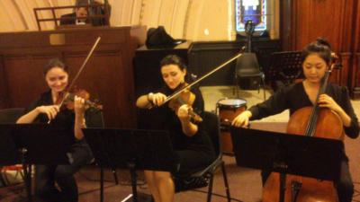 Bella Musica | Baton Rouge, LA | Classical Quartet | Photo #2