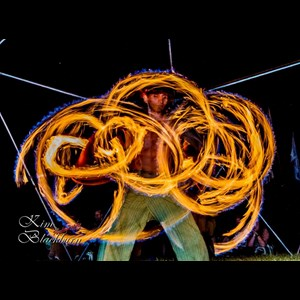 Cincinnati Fire Dancer | Gabriel the Fire Sage