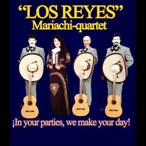 "Sacramento Wedding Band | Mariachi-Quartet ""LOS REYES"""