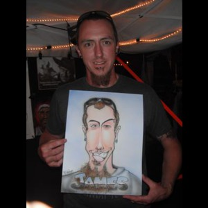 Saint Paul, MN Caricaturist | Caricatures by Fresh Squeezed Faces