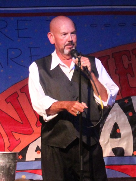 ROD SIPE VARIETY ARTIST - Comedy Magician - Independence, MO