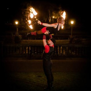 Flamebuoyant Productions - Fire Dancer - Portland, OR