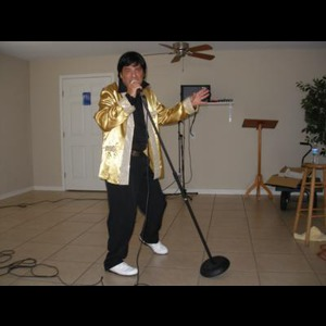 John3559 - Elvis Impersonator - Haughton, LA