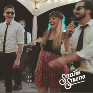 Pauline Dance Band | Steel Toe Stiletto