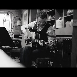 Yellow Jacket Folk Singer | Chris Webb