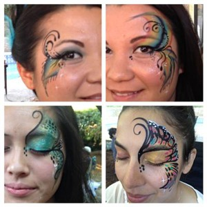 Art-Z Mom Face Painting - Face Painter - San Bernardino, CA