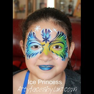 St Petersburg Face Painter | Artyfaces by Luz - Face Painting-balloon Twisting