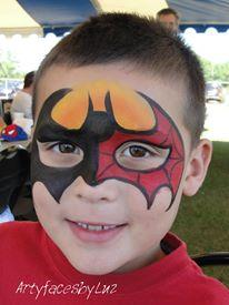 Artyfaces by Luz - Face Painting-balloon Twisting | Tampa, FL | Face Painting | Photo #3