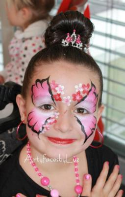 Artyfaces by Luz - Face Painting-balloon Twisting | Tampa, FL | Face Painting | Photo #1