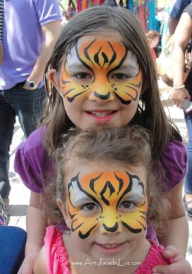 Artyfaces by Luz - Face Painting-balloon Twisting | Tampa, FL | Face Painting | Photo #7