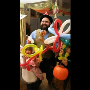 Jon Pessin, Balloonatic & Licensed Goof-Off - Balloon Twister - Libertyville, IL