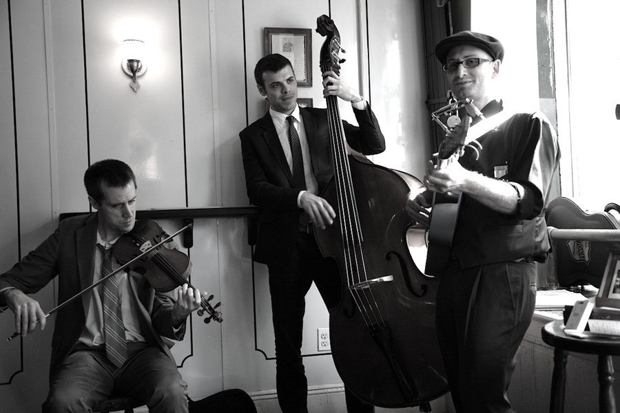 The Milkman & Sons - Swing Band - Brooklyn, NY