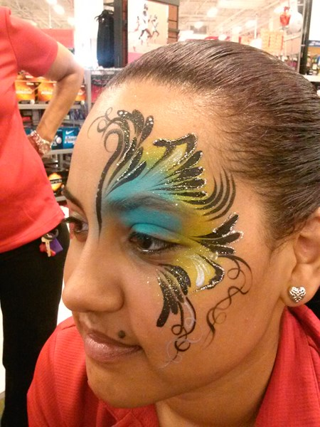 GYPSY DREAMS FACE PAINTING - Face Painter - Miami, FL