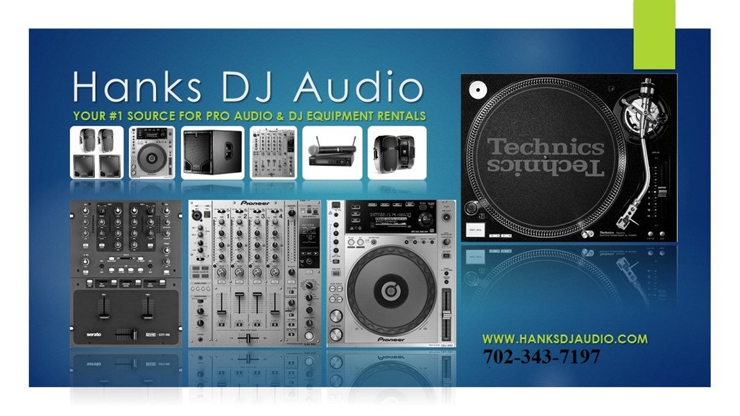 Hanks DJ & Audio Equipment Rental