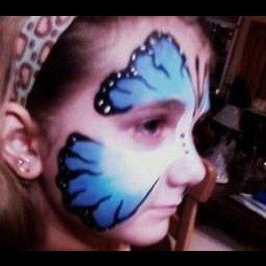 New Lothrop Face Painter | An Affair to Remember