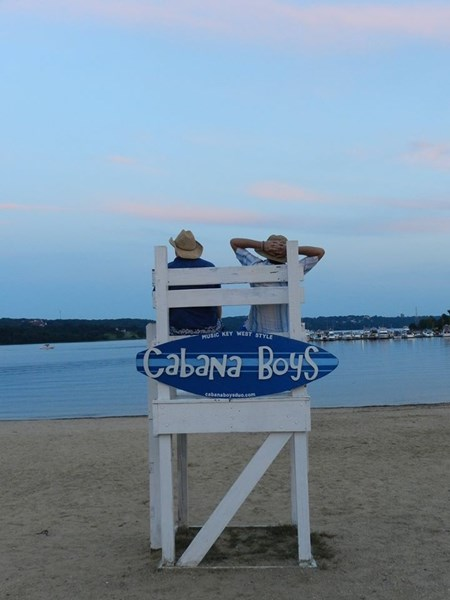 Cabana Boys - Beach Band - Attleboro, MA