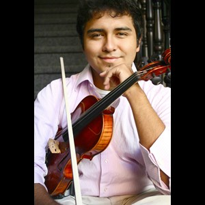 Minneapolis Jazz Violinist | Teodoro Crespo-Carrión, Violinist