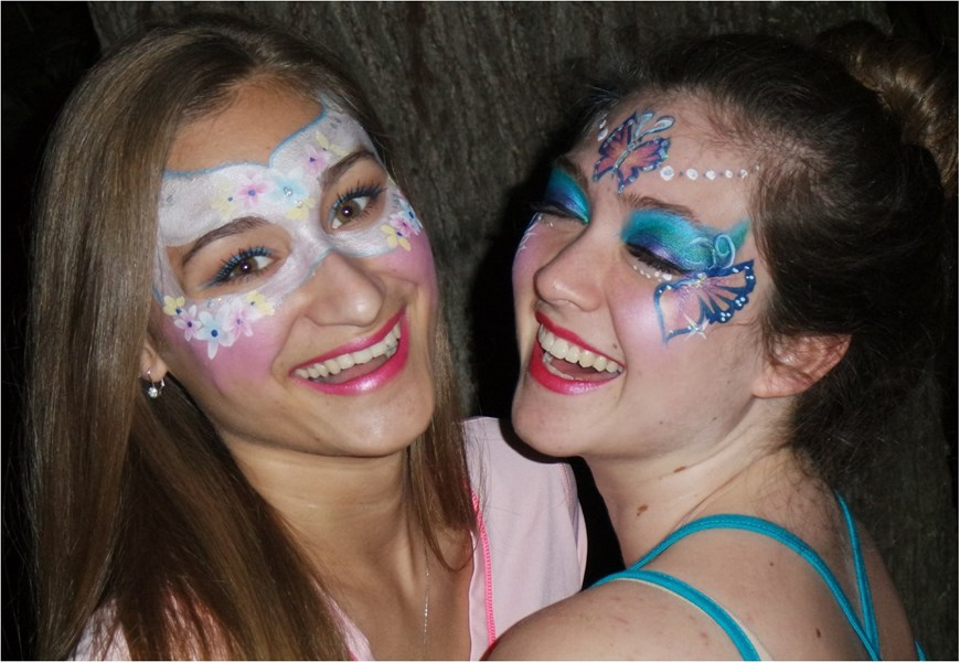 Facial Follies Face Painting - Face Painter - Seminole, FL
