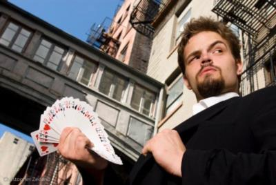 Kent Axell | New York City, NY | Magician | Photo #3