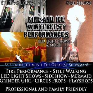 Worcester, MA Fire Dancer | Fire Gypsy Productions - Fire and Circus Arts