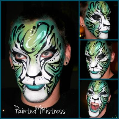 Painted Mistress | Dallas, TX | Face Painting | Photo #9