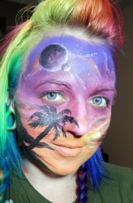Painted Mistress | Dallas, TX | Face Painting | Photo #15