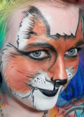 Painted Mistress | Dallas, TX | Face Painting | Photo #1