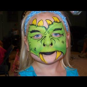 Shear Bliss Creations - Face Painter - Baltimore, MD