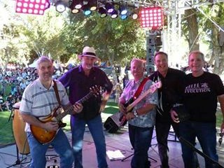 The Band HUGE - Classic Rock Band - Upland, CA