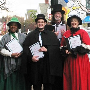 Medford, NJ Christmas Caroler | TheVillageCarolers