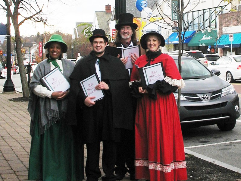 TheVillageCarolers - Christmas Caroler - Medford, NJ