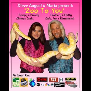 North Las Vegas Singing Telegram | Reptile Rescue